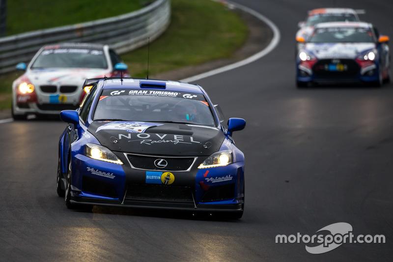 #52 Ring Racing, Lexus ISF CCS-R: Uwe Kleen, Masashige Itoh