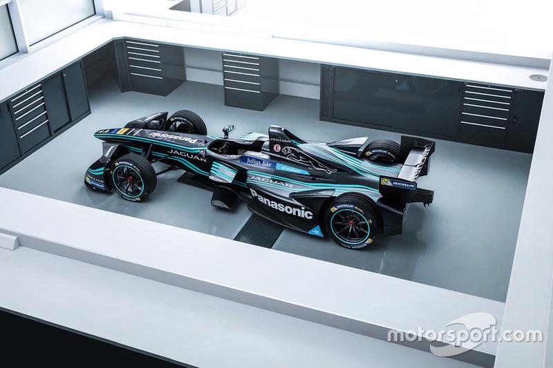 2017 Jaguar I-type