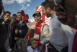 Trofeo Pirelli winner Daniel Mancinelli