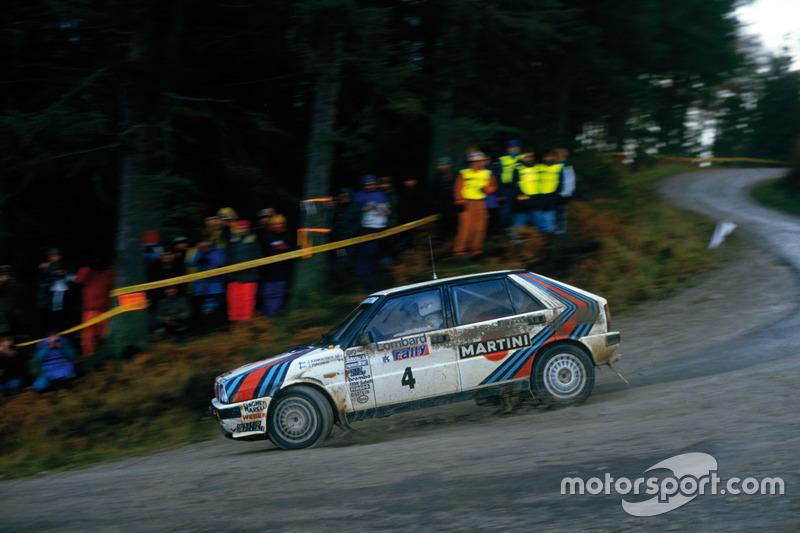 1987: Juha Kankkunen, Lancia Delta HF 4WD