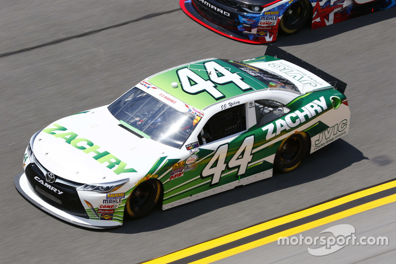 J.J. Yeley, JGL Racing Toyota