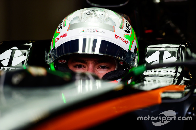 Alfonso Celis Jr., Sahara Force India F1 VJM09 Development Driver