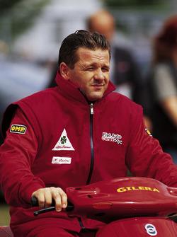 Nicola Larini, Alfa Romeo