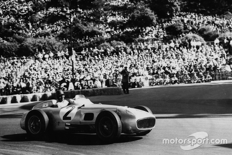 51º: Mercedes W196 (1954-1955)