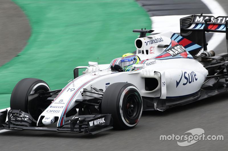 Felipe Massa Williams FW38
