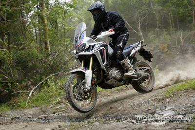 Test: Honda Africa Twin DCT