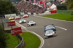 #77 Attempto Racing, Porsche 911 GT3 R: Clément Mateu, Jürgen Häring, Nicolas Armindo, Kevin Estre