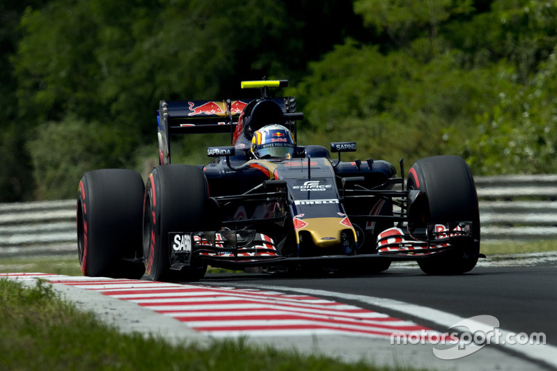2016 : Toro Rosso STR11, à moteur Ferrari