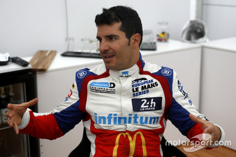#41 Greaves Motorsport Ligier JSP2 Nissan: Мемо Рохас