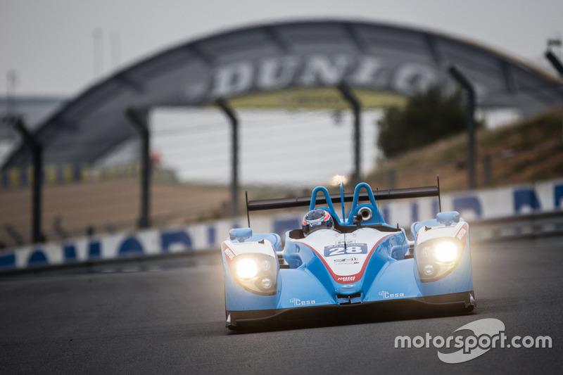 24: #28 Pegasus Racing Morgan Nissan: Inès Taittinger, Remy Streibig, Leo Roussel