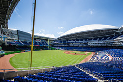 Marlins Park in Miami will host the 2017 Race of Champions on January 21-22