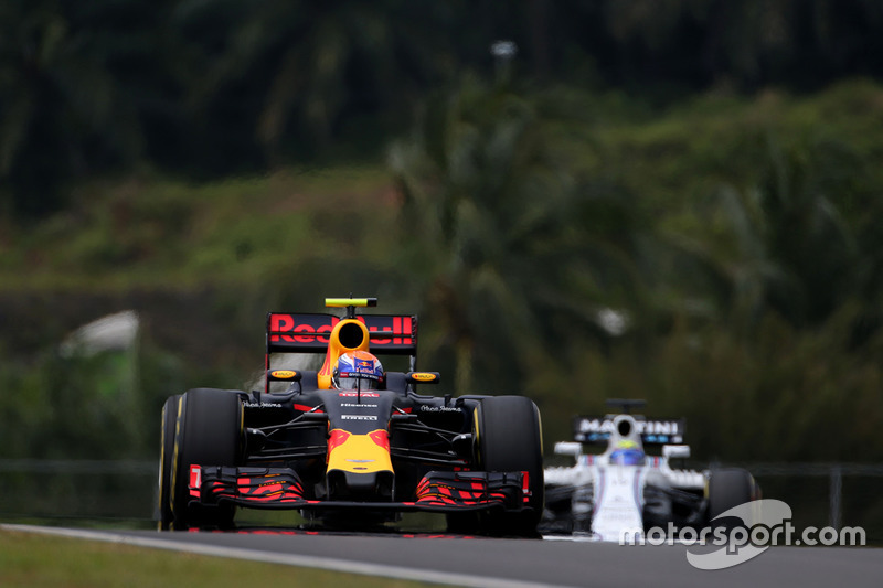 3: Макс Ферстаппен, Red Bull Racing