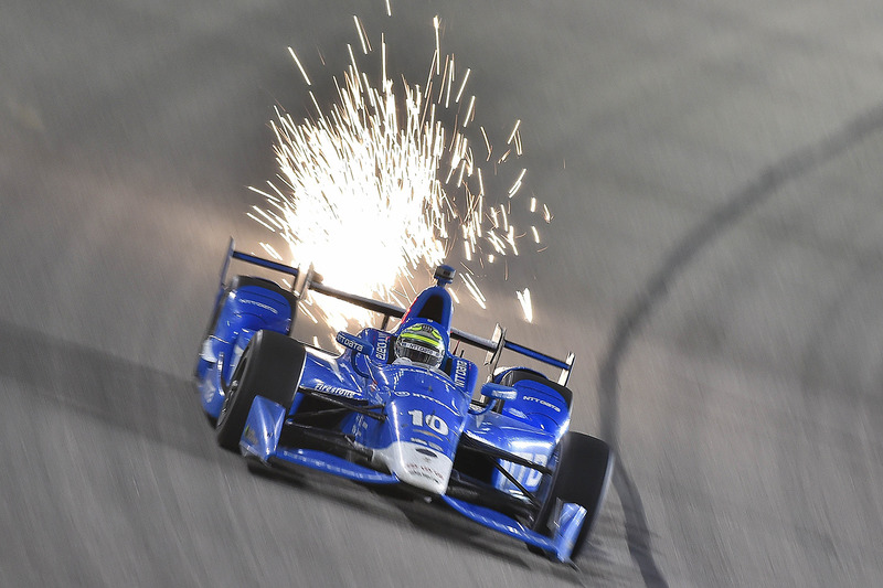IndyCar, Fort Worth 2016: Tony Kanaan, Chip Ganassi, Chevrolet