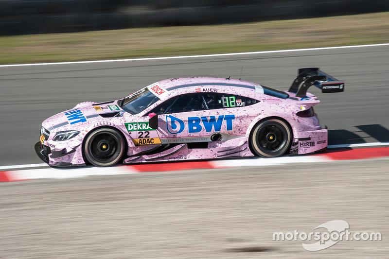 19. Lucas Auer, Mercedes-AMG Team Mücke, Mercedes-AMG C63 DTM