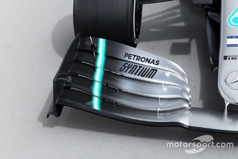 Mercedes-AMG F1 W10 2019