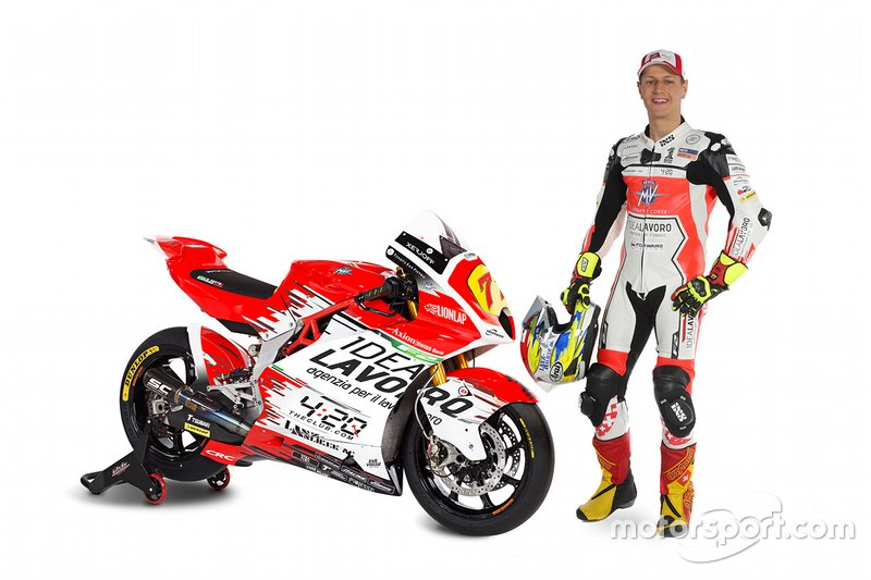 Dominique Aegerter, MV Agusta Forward Racing