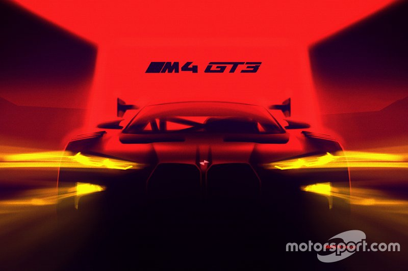 Concept BMW M4 GT3