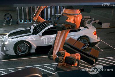 DTM'in elektrikli yarış serisi konsepti