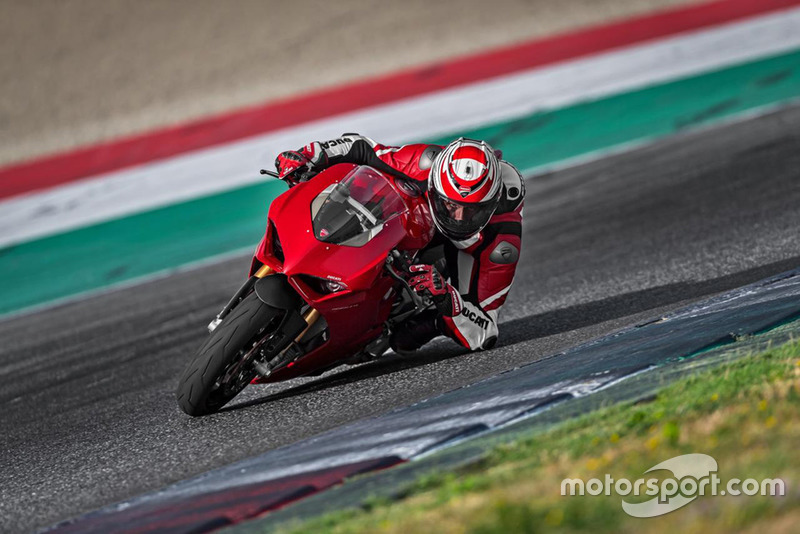 Ducati track days experience