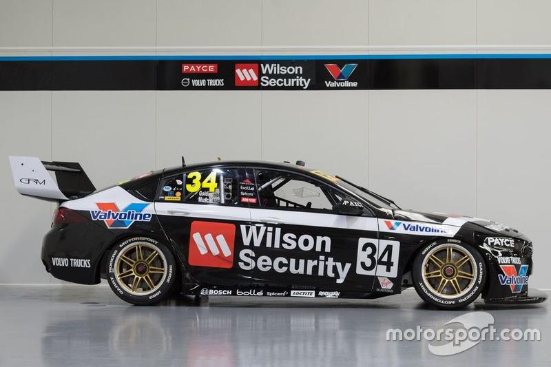 Garry Rogers Motorsport – James Golding/Richard Muscat