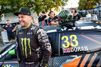 Liam Doran, GC Competition