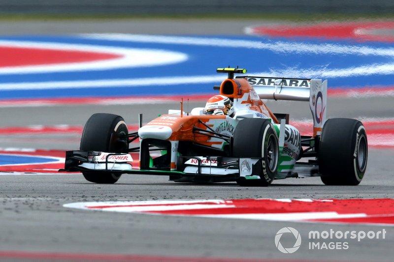 2013: Force India-Mercedes VJM06