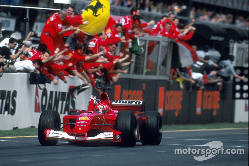 GP de Australia 2001