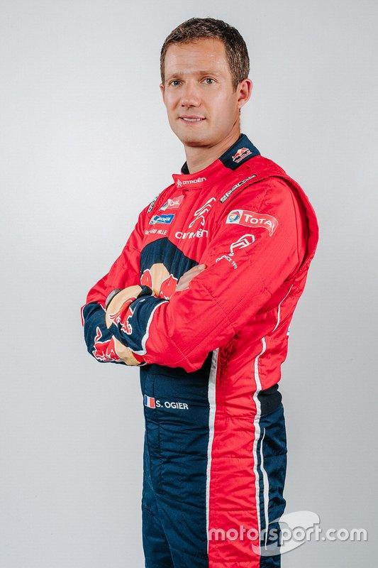 Sebastien Ogier, Citroën Racing