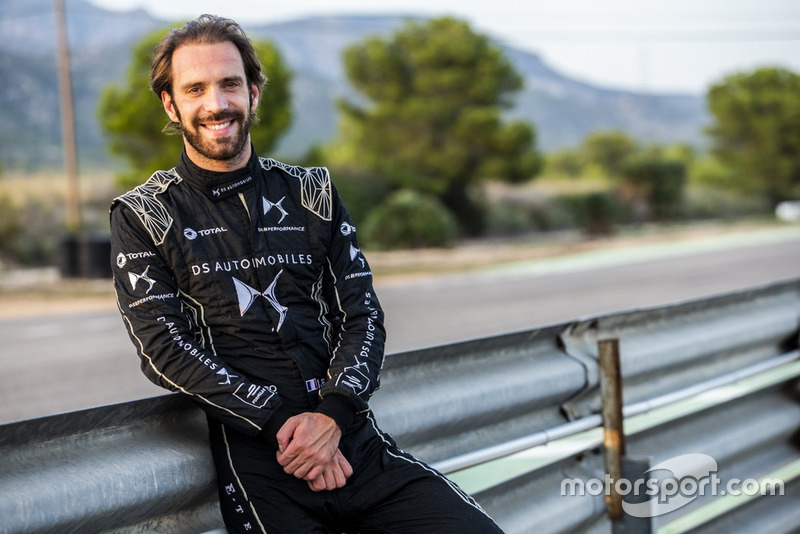 Jean-Eric Vergne, DS Techeetah DS E-TENSE FE19