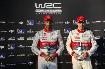 Khalid Al Qassimi, Citroën World Rally Team, Craig Breen, Citroën World Rally Team