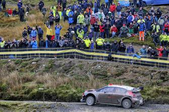Craig Breen, Scott Martin, Citroën World Rally Team Citroën C3 WRC Andre Lavadinho