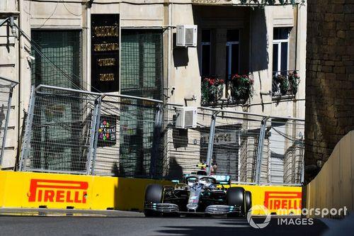 LIVE F1 - Le GP d'Azerbaïdjan en direct