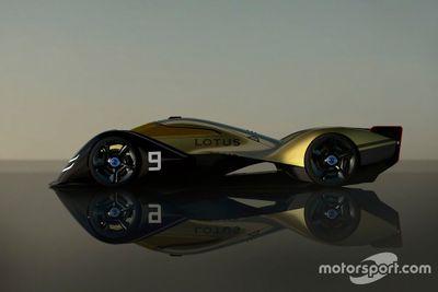 Lotus electric prototype 2030