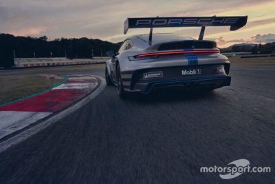 Presentazione Porsche 911 GT3 Cup