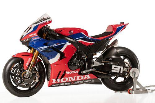 Präsentation: Honda