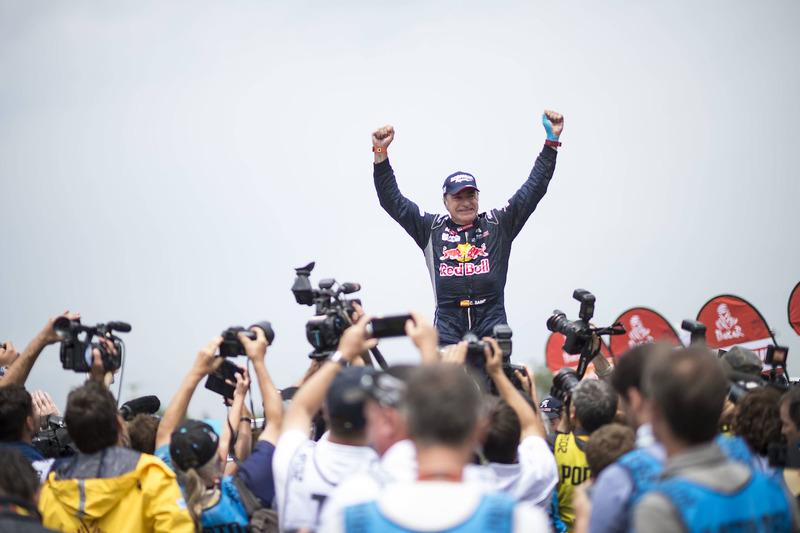 Ganador coches Carlos Sainz, Peugeot Sport