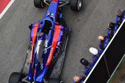 The new Scuderia Toro Rosso STR13