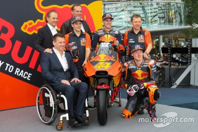 Lançamento Red Bull KTM Factory Racing