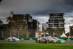 Anton De Pasquale, Erebus Motorsport Holden, Rick Kelly, Nissan Motorsport Nissan