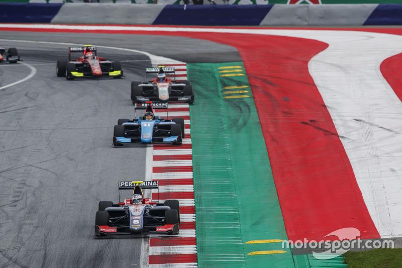 Giuliano Alesi, Trident, David Beckmann, Jenzer Motorsport