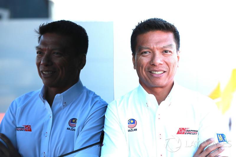 Razlan Razali, CEO Sepang International Circuit