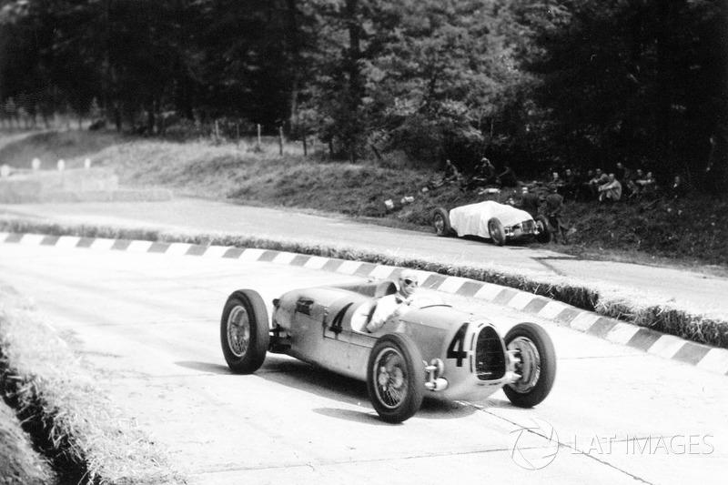 Grand Prix van Italië 1936, Monza