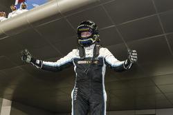 World champion Thed Björk, Polestar Cyan Racing, Volvo S60 Polestar TC1