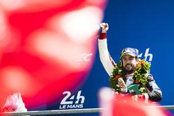 Переможець гонки Фернандо Алонсо, Toyota Gazoo Racing