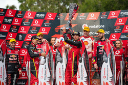 Vainqueur de l'Endurance Cup : Chaz Mostert, Steven Owen, Rod Nash Racing Ford
