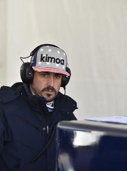 Фернандо Алонсо, United Autosports