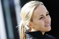 Carmen Jorda, ontwikkelingsrijder Lotus F1 Team