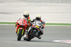 Podio: Jorge Lorenzo, Andrea Dovizioso