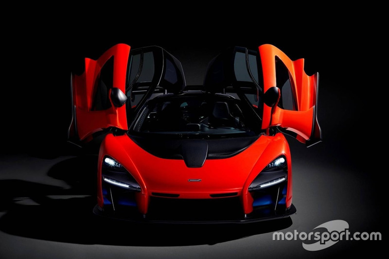 McLaren Senna unveil