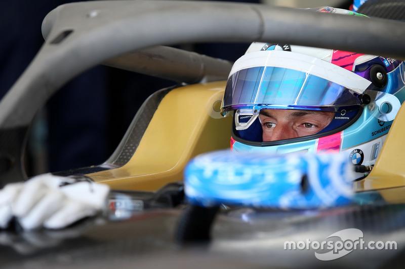 Bruno Spengler, BMW iFE.18